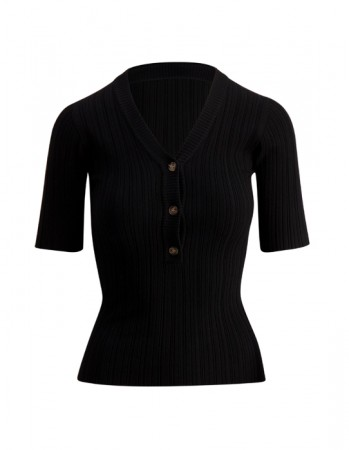 Camilla Pihl Black Only Sweater