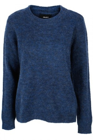 Object Surf The Web Objnete Knit O-neck Pullover Noos