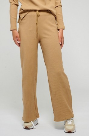 Noella Carine Pants Cotton Coffee