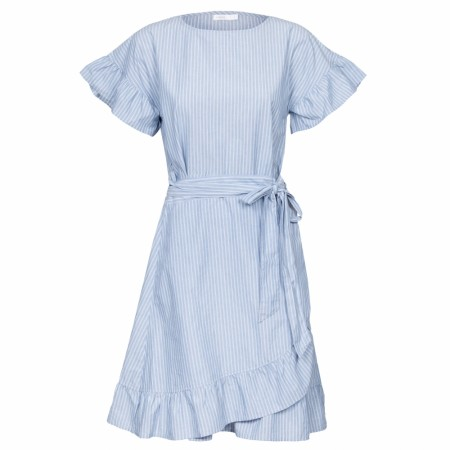 Mache Blue Beate Dress