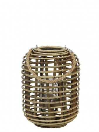 Light And Living ø:24*32 Cm Napoule Rattan Natural