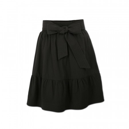 Arnie Says Black Cresta Short Cotton