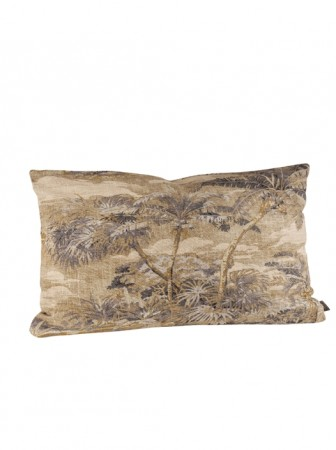 Artwood - Floral Wind Beige Interiør Scenic Beauty Nutmeg 60x40