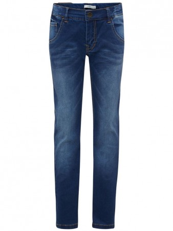 Name It Dark Blue Denim Barn Nkmryan Dnmtaz 3004 Pant Noos
