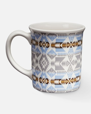 Pendleton Heritage Silver Bark - Ceramic Mug 532 Ml