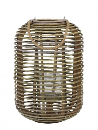 Light And Living ø:34*52 Cm Napoule Rattan Natural