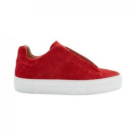 Pavement Red Suede 324 Vivi