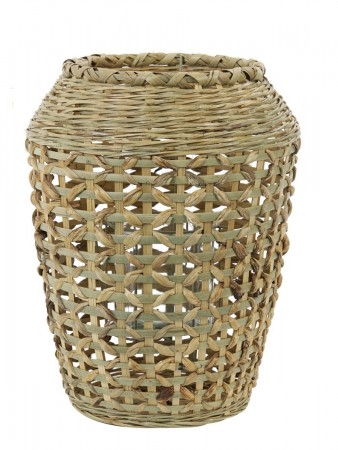 Light And Living Hurricane ø:31*39 Cm Sabaya Bamboo Natural