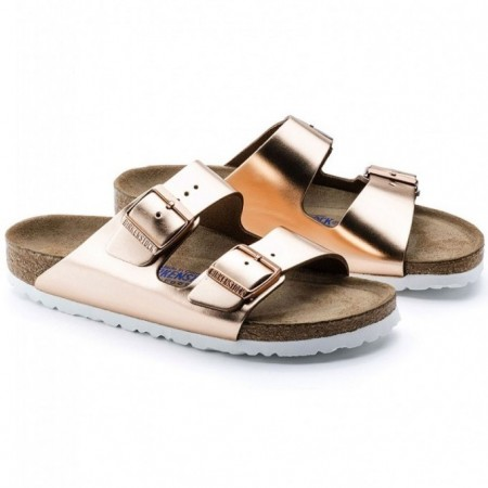 Birkenstock Copper Met Arizona