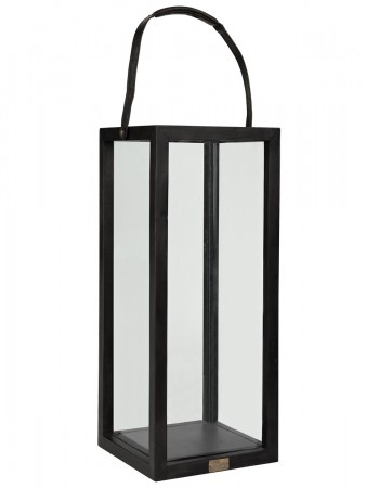 Artwood Floor Lantern Big Black