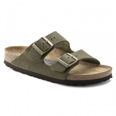 Birkenstock Steer Khaki Arizona