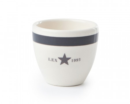 Lexington Gray Earthenware Mini Cup
