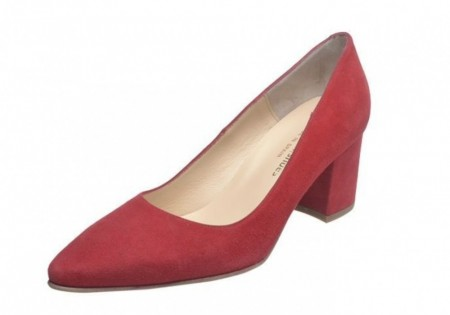 Copenhagen Shoes Red Jill