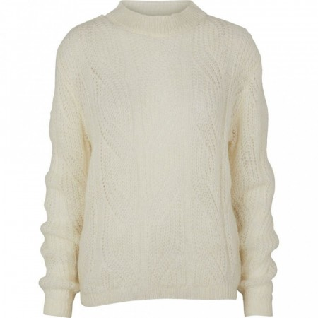 Basic Apparel 330 Whisper White Ovine