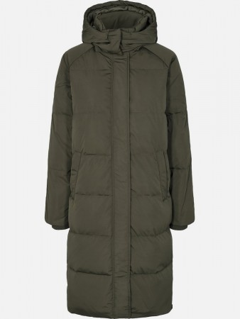 Msch Grape Leaf Skylar Down Jacket