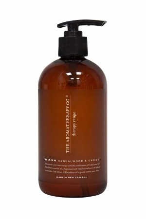 The Aromatherapy - Therapy H&b Wash 500ml Strength Sandalwood