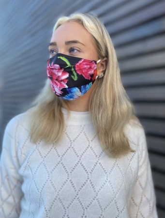 Echo Romatic Floral Mask