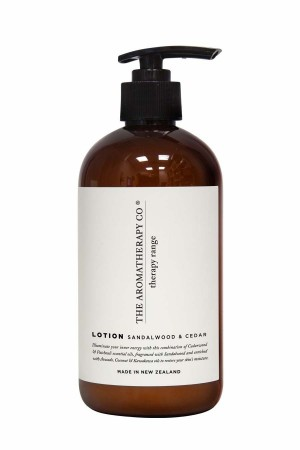 The Aromatherapy - Therapy H&b Lotion 500ml Strength Sandalwood