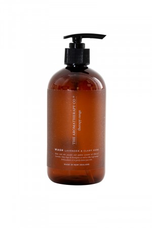 The Aromatherapy - Therapy H&b Wash 500ml Relax Lavender & Clary Sa