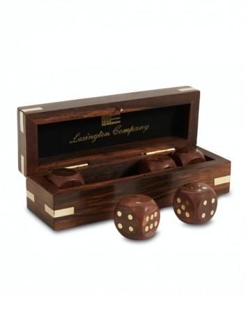 Lexington Wooden Dices