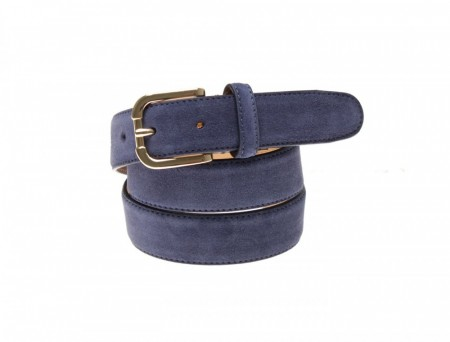 Saddler Blue Belte