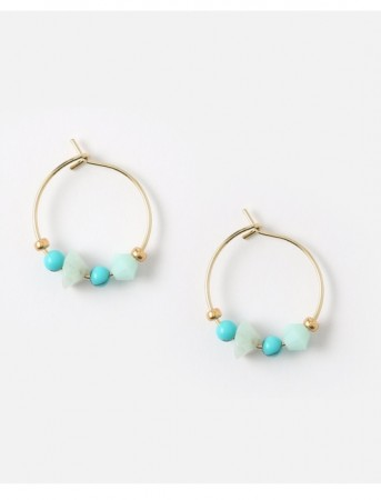 Orelia Turc Earrings