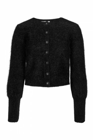 Cathrine Hammel Black Soft Petit Cardigan