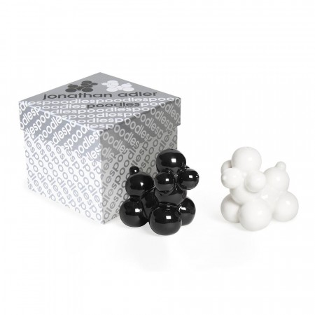 Jonathan Adler Poodles Salt & Pepper