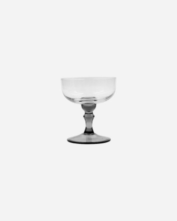 House Doctor -  Coctail Glass, Meyer, Clear/grey