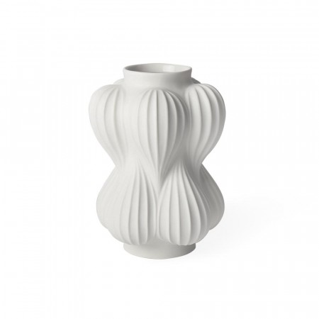 Jonathan Adler White Balloon Vase - Medium