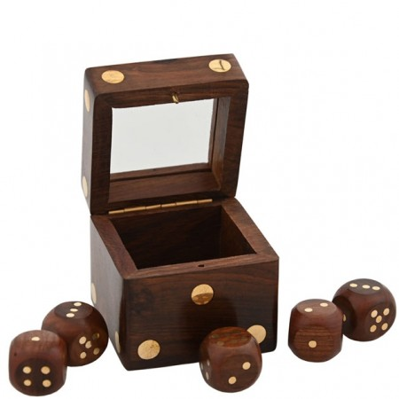Miljögården Cubic Dice Box Club