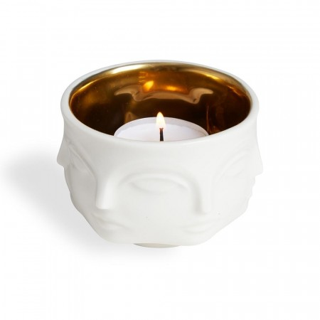 Jonathan Adler Muse Votive Holder - Gold