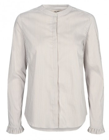 Mos Mosh Safari Stripe - Mattie Stripe Shirt