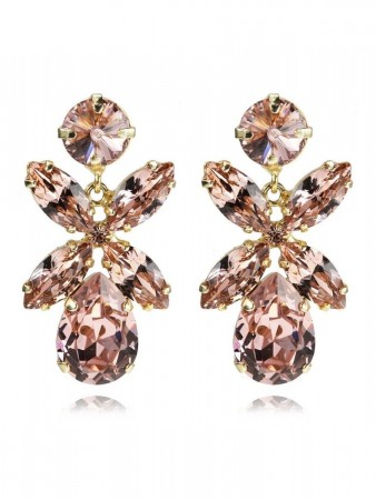 Caroline Svedbom - Mini Dione Earring Gold Rose 319