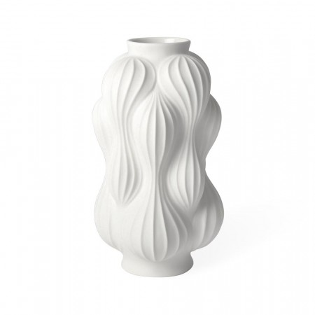 Jonathan Adler White Balloon Vase - Large