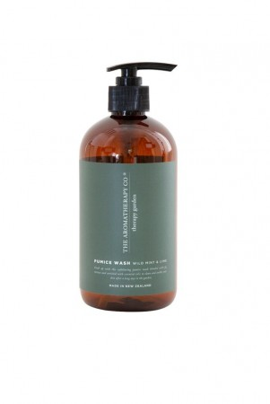 The Aromatherapy - Therapy Garden Pumice Hand Wash 500m Wild Mint & Lime