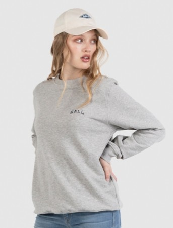 Ball Original Grey A. Singletary Sweatshirt Unisex
