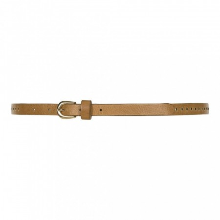 Depeche 014 Cognac Narrow Belt