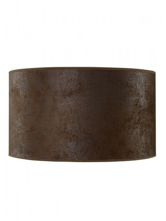 Artwood Shade Brown Suede 40x21cm