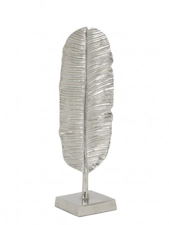 Light And Living Ornament 15,5*11*45 Cm Banana Nickel