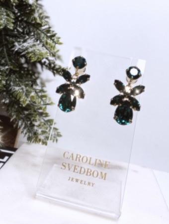 Caroline Svedbom Emerald 205 Mini Dione Earring Gold