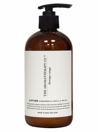 The Aromatherapy Therapy H&b Lotion 500ml-balance-cinnamon&vanil