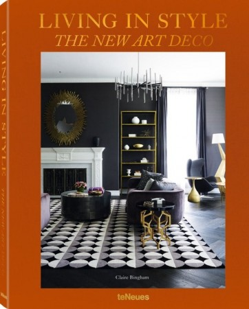 New Mags Living In Style The New Art Deco