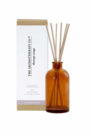 The Aromatherapy - Therapy Diffuser 250ml Relax Lavender & Clary
