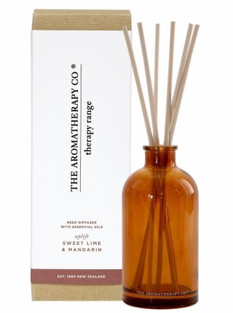 The Aromatherapy Therapy Diffuser 250ml-uplift-sweet Lime&mandarin