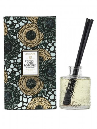 Voluspa French Cade & Lavender Reed Diffuser 100ml