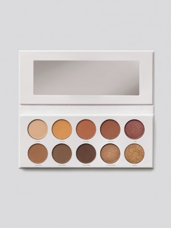 Na-kd Multi Warm Eyeshadow Palette Multi Color